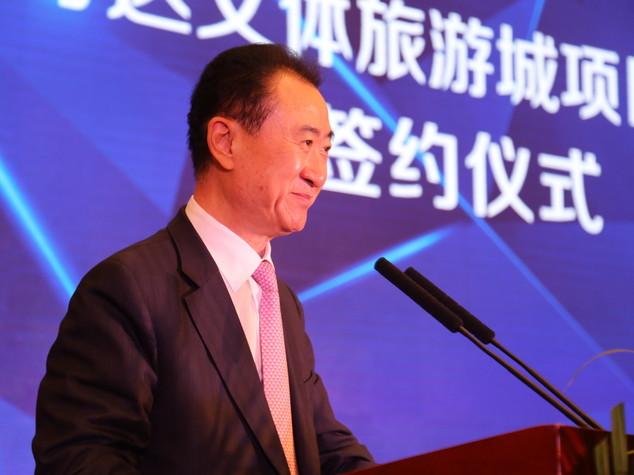 """Cina, tycoon Wang lancia allarme """"è la piu' grande bolla della storia"""""""