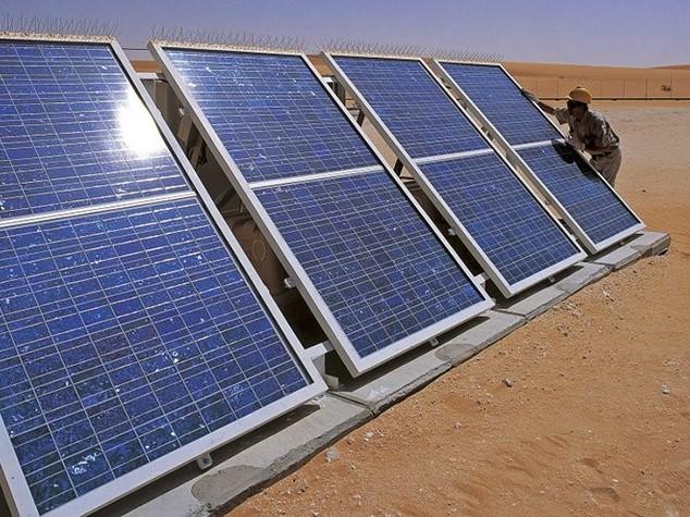 Eni: sviluppera' progetti di energia rinnovabile in Egitto