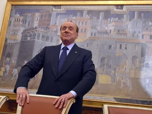 "Berlusconi: ""votare ora da irresponsabili"""