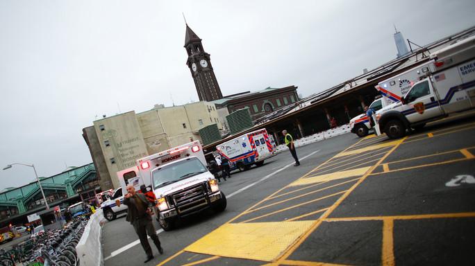 Deraglia treno in New Jersey, 3 morti e oltre 100 feriti