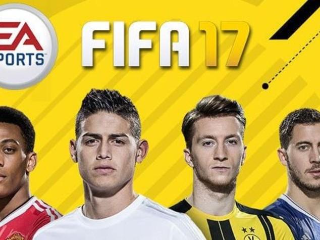 Arriva Fifa 17, lunghe file e grandi novità