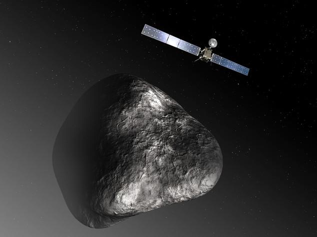 Il suicidio di Rosetta, sonda si spegne dopo 12 anni