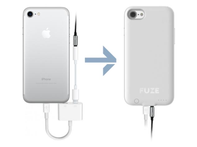 iPhone 7, arriva la cover con jack cuffie