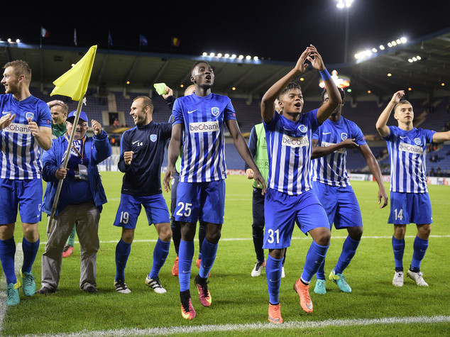 Europa League: Sassuolo non si ripete, ko 1-3 col Genk