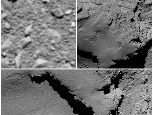 Spazio: Bignami (Lincei), enorme valore scientifico da Rosetta