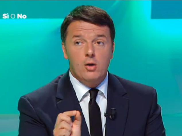 Referendum, Gustavo Vs Matteo Renzi: primo scontro sui