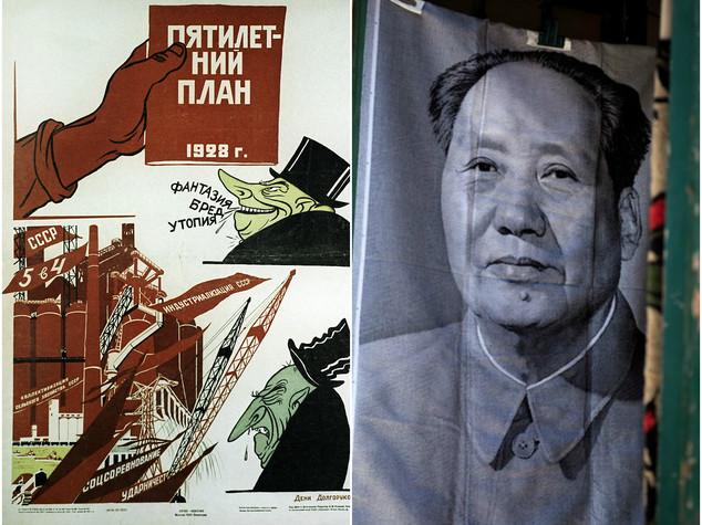 Dai piani quinquennali Urss alla Cina di Mao, i fatti del 1° ottobre