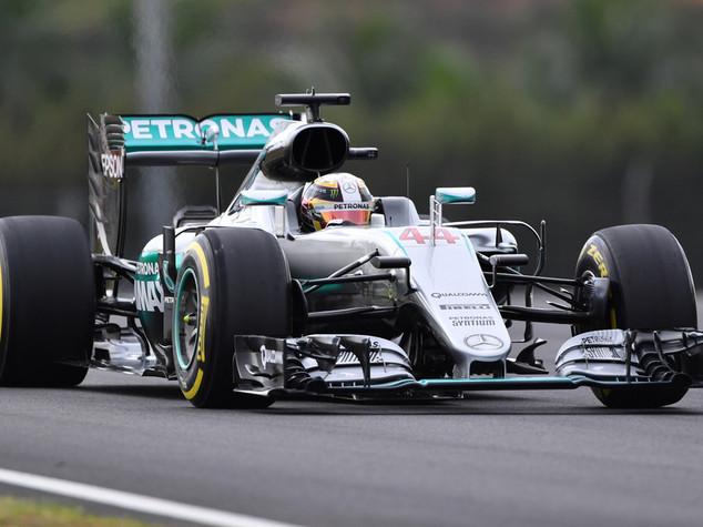 Gp Messico: vince Hamilton e riduce svantaggio, Vettel terzo