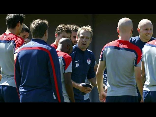 Belgio-Usa a Salvador de Bahia: Klinsmann contro Wilmots
