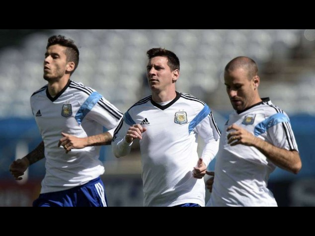 Oggi a San Paolo la sfida tra Argentina-Svizzera