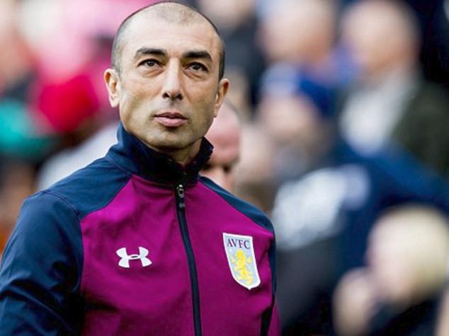 Aston Villa, una sola vittoria in 11 partite: esonerato Di Matteo