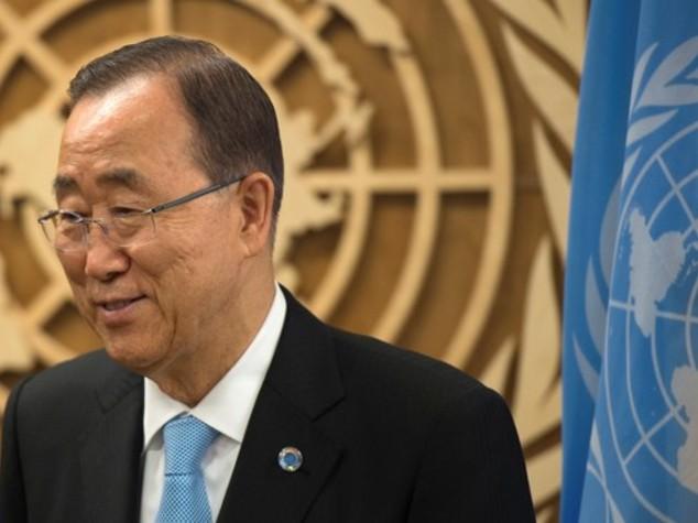 Clima: Ban Ki-moon domani in aula Parlamento Ue a Strasburgo
