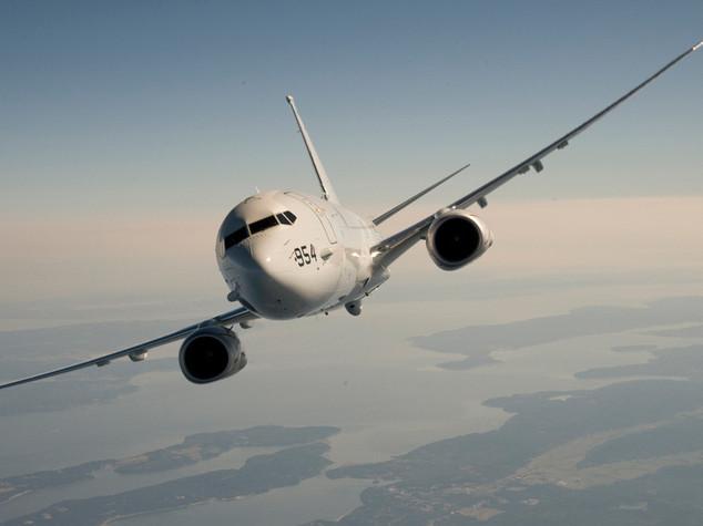 Russia:aereo spia Usa decollato da Sigonella vicino confine