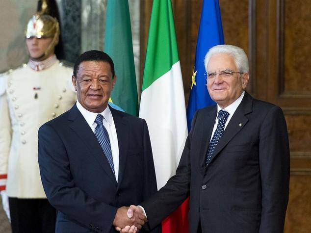 Etiopia: Mattarella, cordoglio Italia, si fara' piena luce