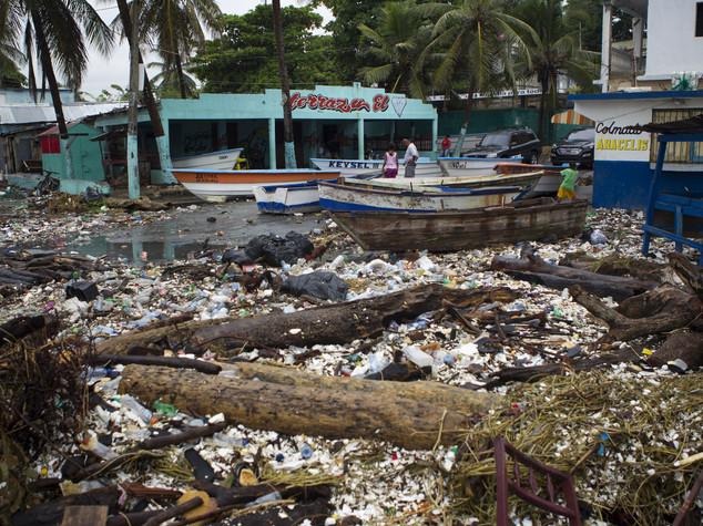 Uragano Matthew si abbatte su Haiti