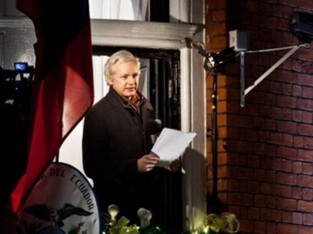 Assange annuncia solo calendario rivelazioni