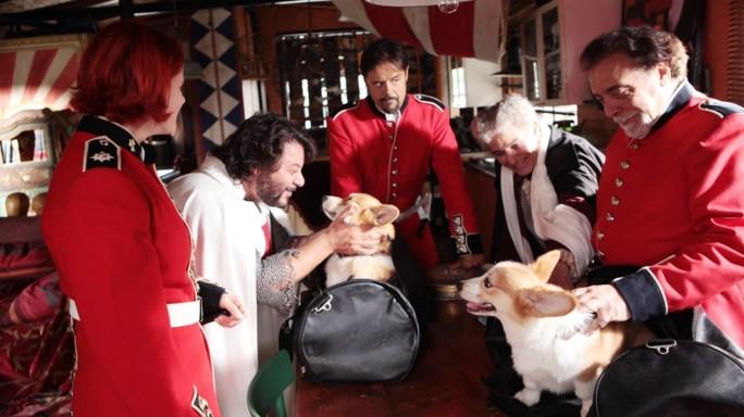 Lillo & Greg protagonisti del nuovo cinepanettone firmato De Biasi