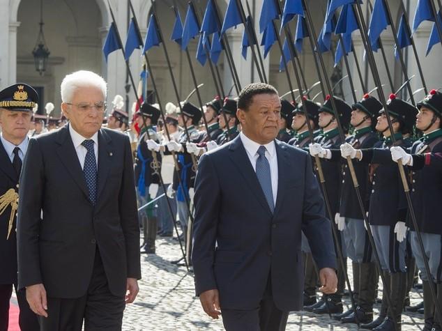 Presidente etiope in Italia, domani incontro con Raggi
