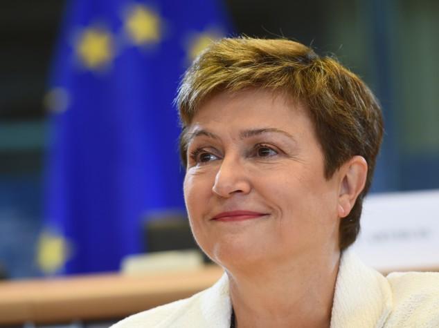 """""""Il rumore del bene"""", bulgara Georgieva punta al dopo-Ban"""