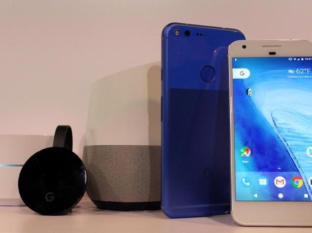 Google lancia Pixel e sfida iPhone