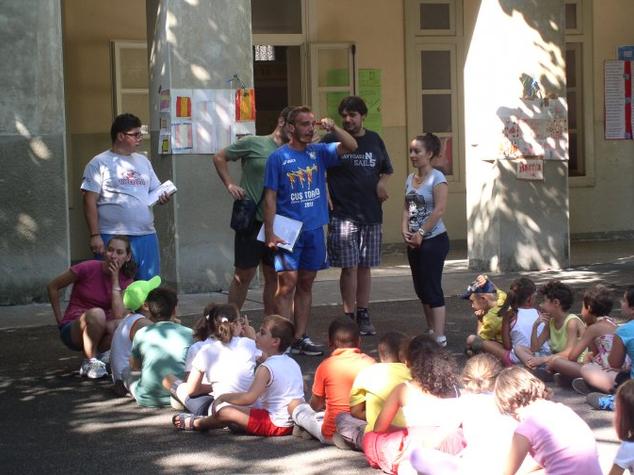"""Cottolengo, Don Andrea a Renzi: """"La buona scuola è qui"""""""