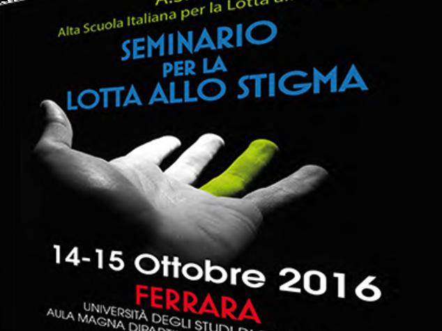Salute: stigma femminile, dal 14 ottobre seminario a Ferrara