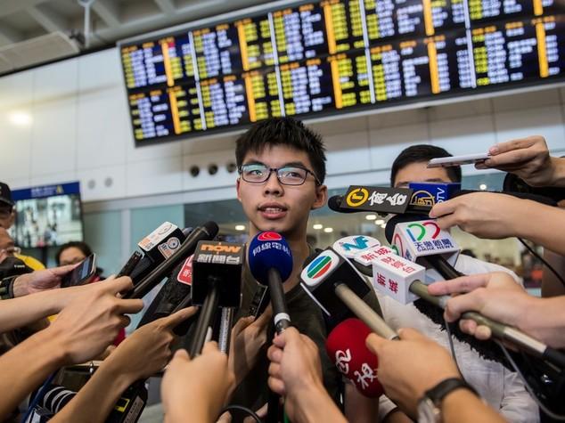 Hong Kong: un leader di Occupy Central fermato in Thailandia
