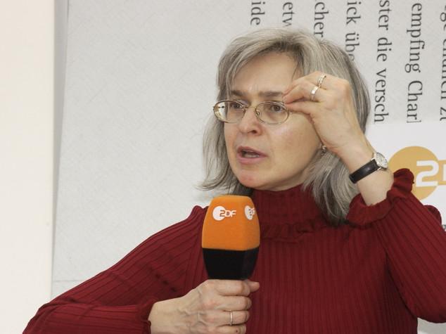 Anna Politkovskaya, una vita per la verità