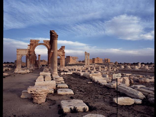 Palmira, l'incubo Isis non è finito