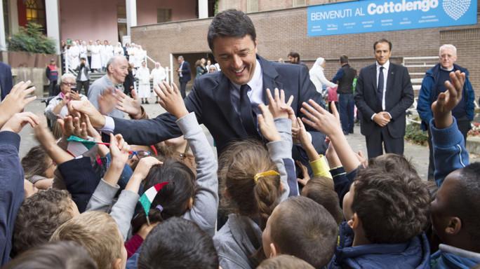 """Don Andrea """"Renzi al Cottolengo con l'umiltà di un pellegrino"""""""