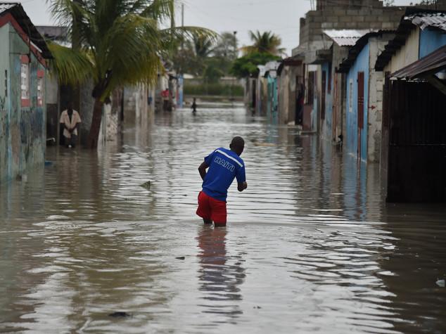Haiti: 264i morti per l'uragano Matthew