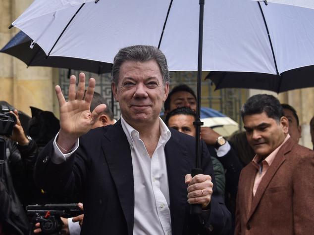Chi è Santos, l'acerrimo nemico che ha fatto la pace con le Farc