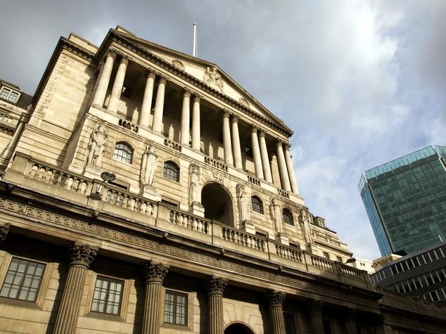 Indagine Banca d'Inghilterra su caduta sterlina
