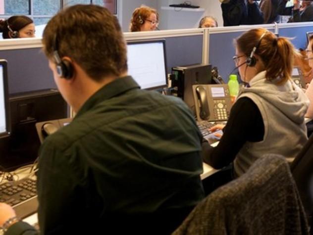 Call center a 7 grandi 60 fatturato 80mila addetti for Grandi jet d affari in cabina
