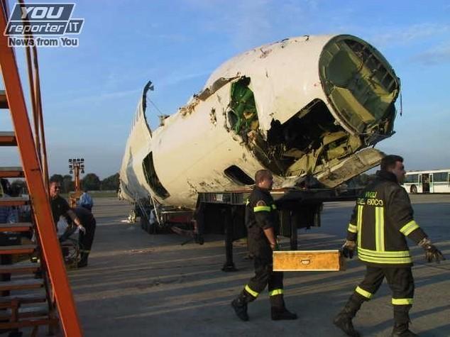 Strage Linate: la collisione, l'incendio e i 118 morti