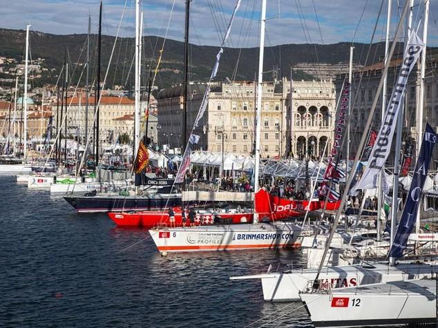 Barcolana: anche 60 disabili su barche per festa mare a Trieste