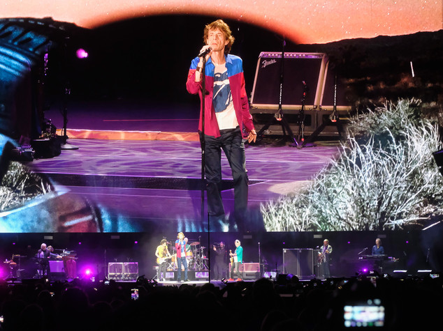 Tributo Rolling Stones a Beatles, Jagger canta Come Toghther VIDEO