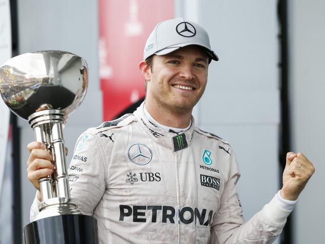 Nico Rosberg vince il Gp del Giappone
