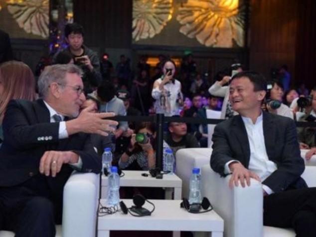 Intesa Alibaba con gruppo Spielberg