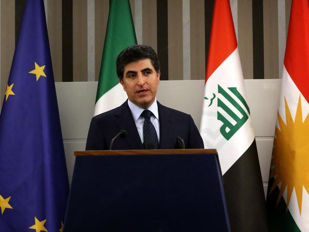 Iraq: premier curdo Barzani, problema Mosul politico non militare