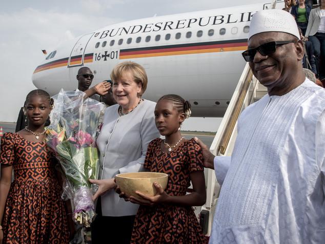 Africa: viaggio Merkel in Mali, Niger ed Etiopia