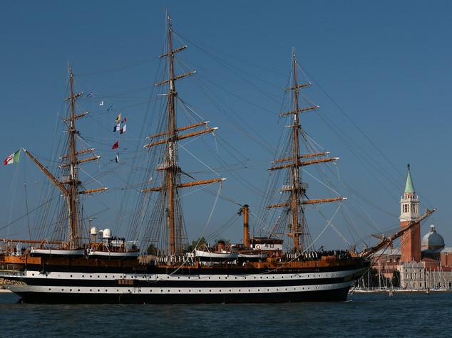 """Ricerca: Ingv e Marina, sulla """"Vespucci"""" storia dell'oceanografia"""