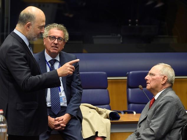 Ecco di cosa si parla oggi all'Eurogruppo