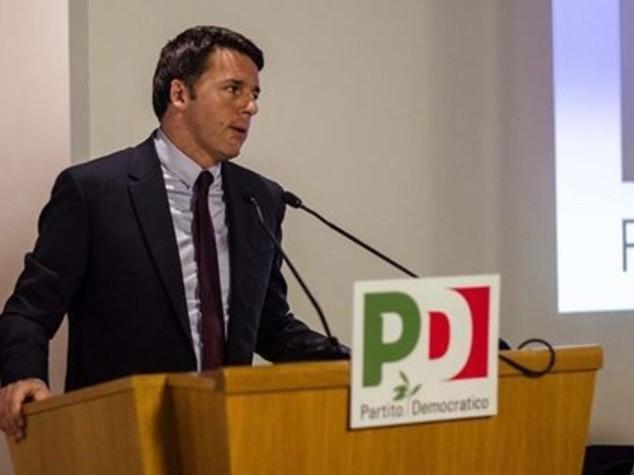 """Direzione Pd, Renzi """"pronto a cambiare l'Italicum"""""""