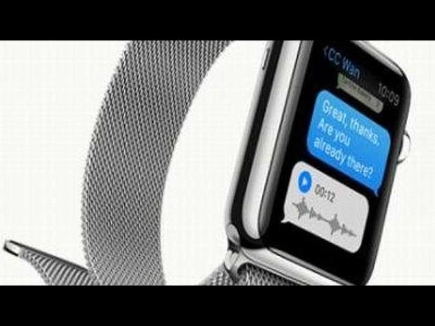 Hi Tech: AppleWatch in vendita da 2015 a partire 349 dlr