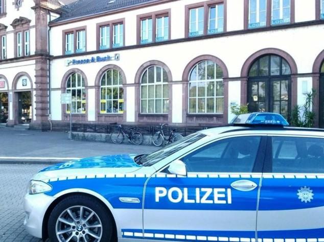 Allarme bomba in Germania, evacuata stazione a Rastatt