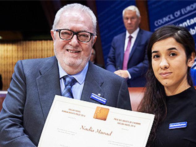Iraq: premio diritti umani a yazida torturata e stuprata da Isis