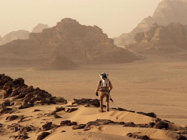 Quando il cinema vola su Marte, da Flash Gordon a Matt Damon