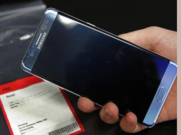 Come farsi rimborsare il Samsung Galaxy Note 7