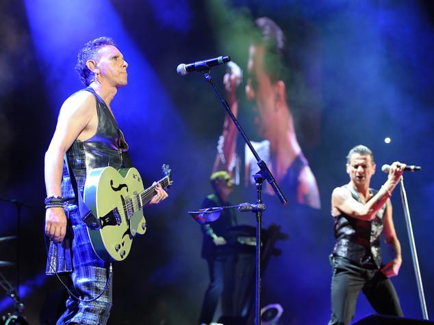 Depeche Mode live per tre date in Italia: Roma, Milano e Bologna